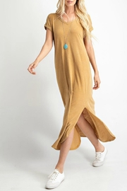 RAE MODE Stay Golden Maxi - Front full body