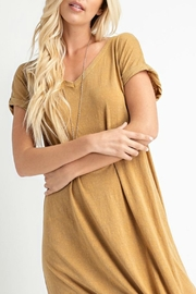 RAE MODE Stay Golden Maxi - Side cropped