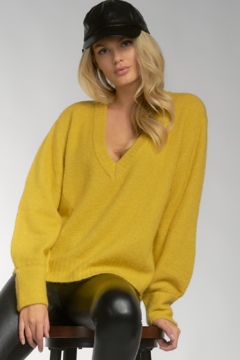 Elan Stay Golden Sweater - Product List Image
