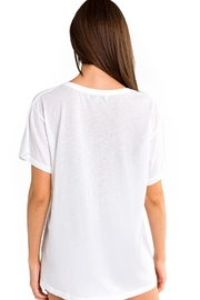 Wildfox Stay In Tee - Back cropped