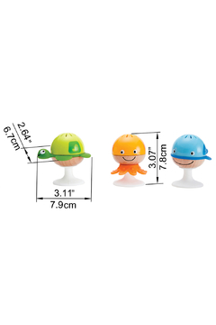 Hape Stay-put Rattle Set - Alternate List Image
