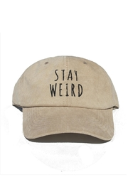 Minx Stay Weird Hat - Product Mini Image