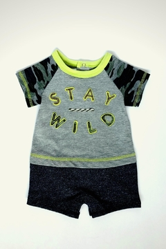 Shoptiques Product: Stay Wild Onsie