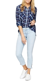 Sanctuary Steady Boyfriend Plaid - Product Mini Image