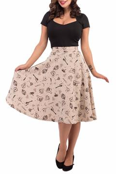 Steady Clothing Kitschy Camper Skirt - Product List Image