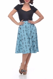 Steady Clothing Strongman Circle Skirt - Front cropped