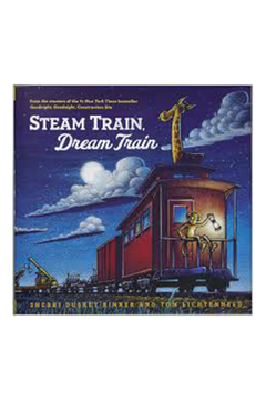Chronicle Books Steam Train, Dream Train - Alternate List Image