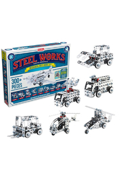 Schylling Steel Works Mechanical Multi Model Set - Product Mini Image