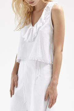 Shoptiques Product: Ryder Tank White