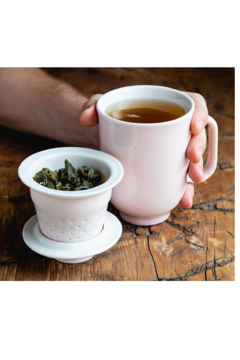 The Tea Spot Steeping Mug - Product List Image