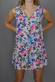 Steezyer Floral Frenzy Dress - Product Mini Image