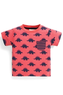 Shoptiques Product: Stegosaurus T-Shirt