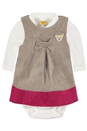 Steiff Collection Dress With Onesie - Product Mini Image