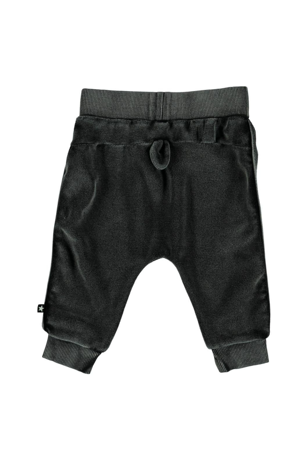 Molo Stein Trousers/black - Front Full Image