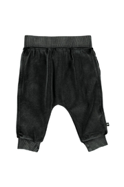 Molo Stein Trousers/black - Front cropped