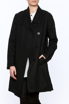 Shoptiques Product: Light Weight Black Coat