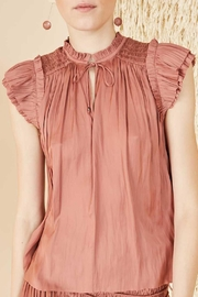 Ulla Johnson Stella Copper Top - Front full body