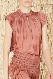 Ulla Johnson Stella Copper Top - Front cropped