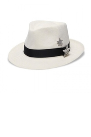 Physician Endorsed Stella Fedora Hat - Front cropped