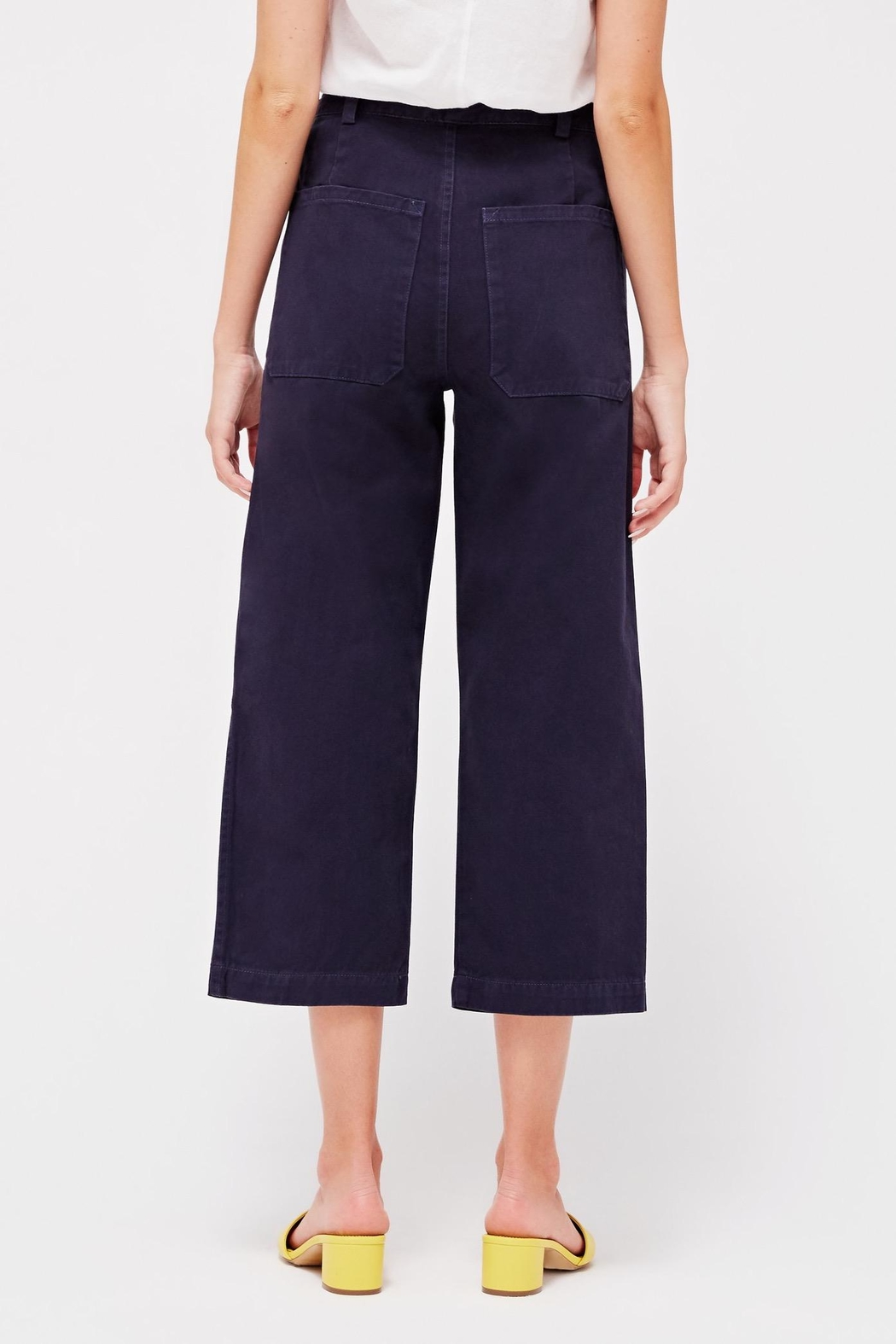 LACAUSA Stella Trousers - Front Full Image