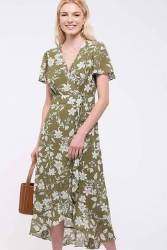 Shoptiques Product: Stella Wrap Dress