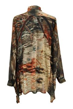 Stella Carakasi Abstract Print Blouse - Alternate List Image