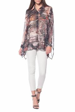 Stella Carakasi Abstract Print Blouse - Product List Image