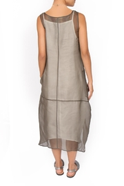 Stella Carakasi Silk Halo Dress - Front full body