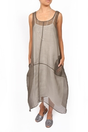 Stella Carakasi Silk Halo Dress - Front cropped