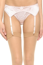 Stella McCartney Mia Silk Garter Belt - Product Mini Image