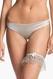 Stella McCartney Lingerie Erin Wishing Garter - Front full body