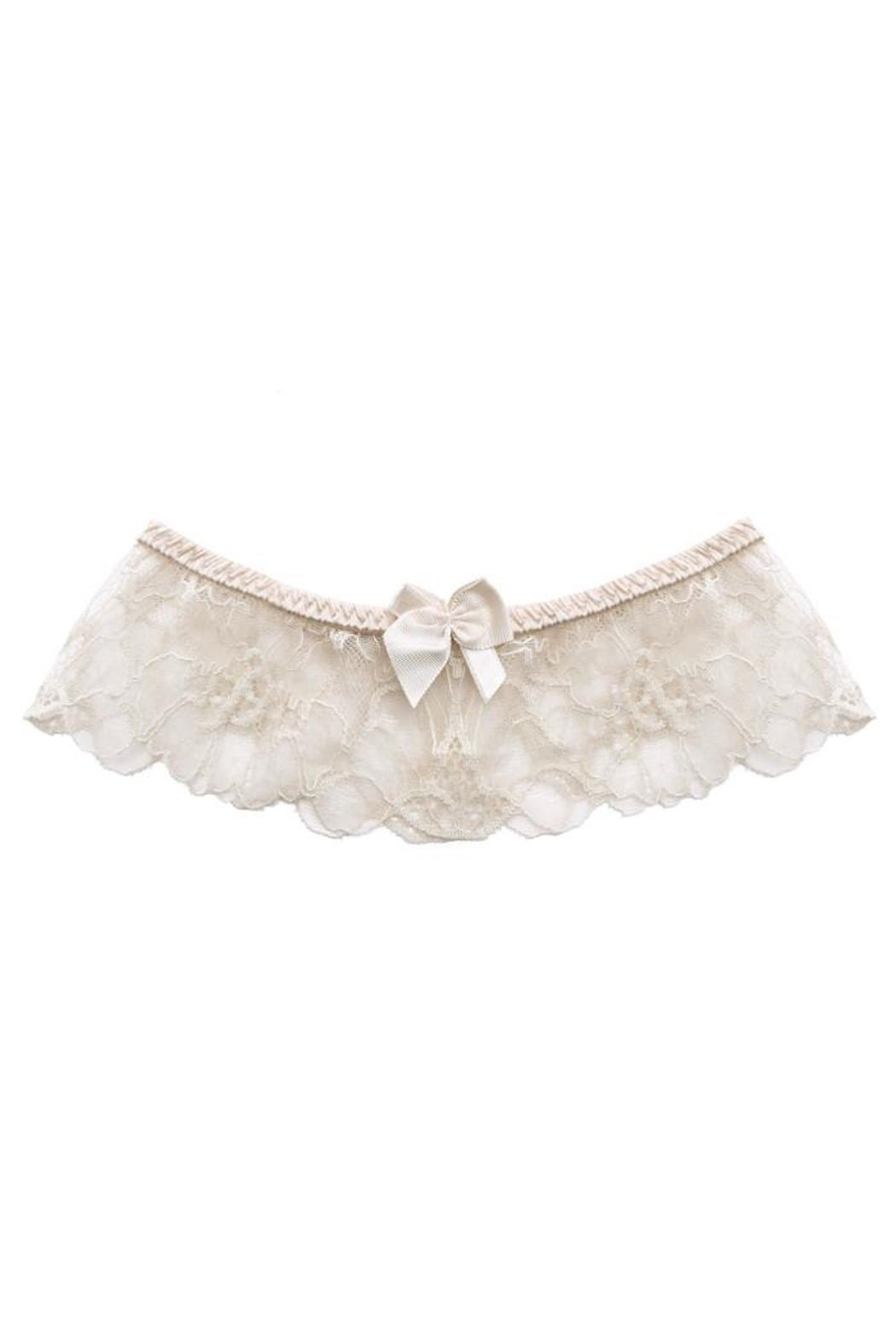 Stella McCartney Lingerie Erin Wishing Garter - Main Image