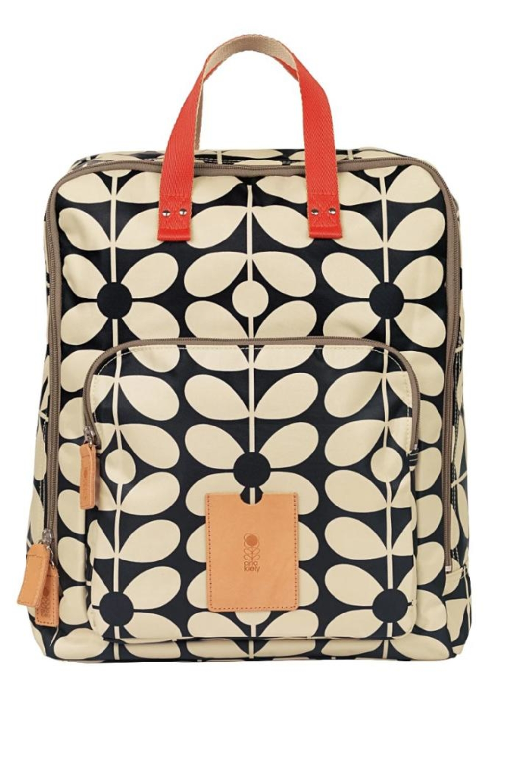 Orla Kiely Stem Nylon Backpack - Main Image