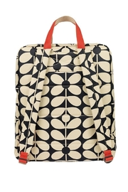 Orla Kiely Stem Nylon Backpack - Side cropped