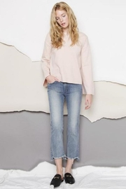 James Jeans Step Hem Jean - Product Mini Image