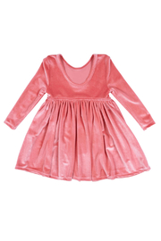 Pink Chicken Steph Dress - Front full body