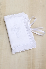 Stephan Baby Keepsake Bible - Front cropped