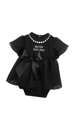 Stephan Baby Little Black Dress - Alternate List Image