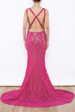 Stephanie D Couture Abella Gown - Alternate List Image