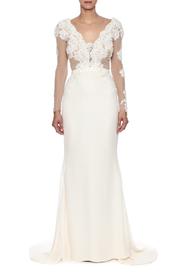 Stephanie D Couture Adeline Gown - Front cropped