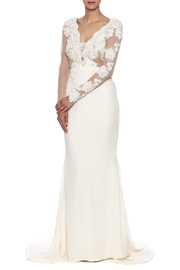 Stephanie D Couture Adeline Gown - Front full body