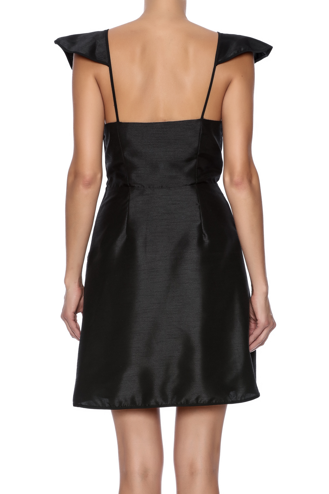 Stephanie D Couture Ava Dress - Back Cropped Image