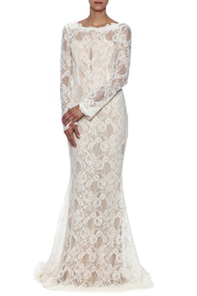 Stephanie D Couture Bella Gown - Front full body
