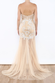 Stephanie D Couture Juliette Gown - Back cropped