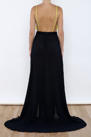Stephanie D Couture Lily Gown - Back cropped