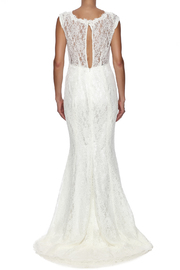 Stephanie D Couture Olivia Gown - Back cropped