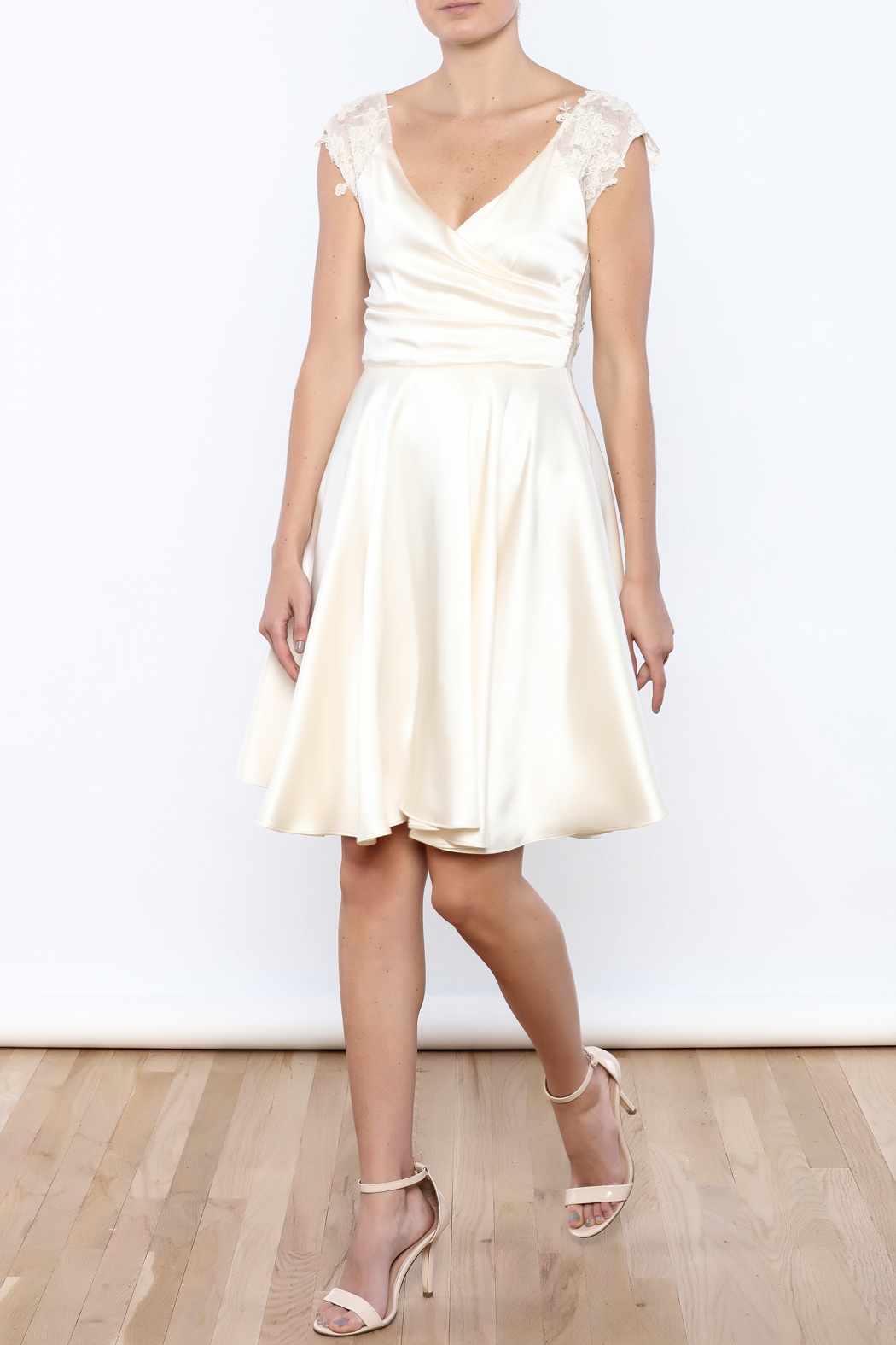 Stephanie D Couture Sebrina Dress - Front Full Image