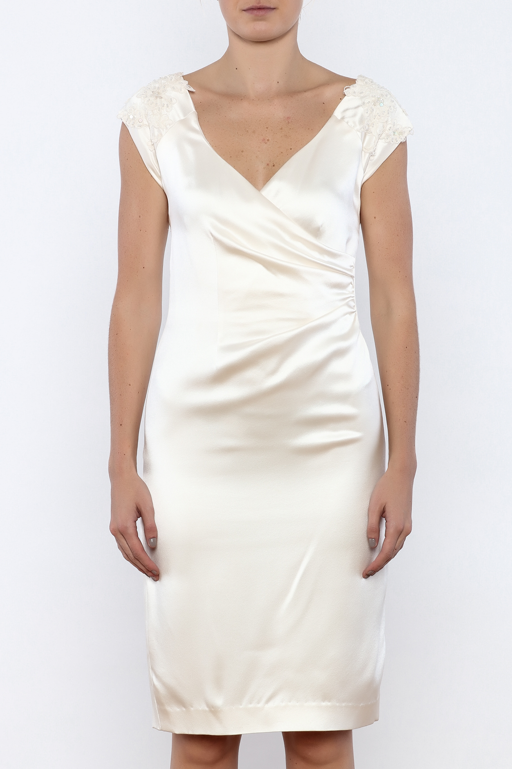 Stephanie D Couture Sophie Dress - Side Cropped Image