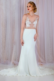 Stephanie Mai Alexa Gown - Front cropped