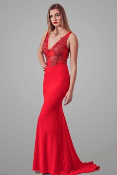 Stephanie Mai Madison Gown - Product List Image
